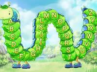 蝴蝶农场·认识字母
