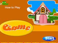找字母游戏:一起找字母2