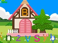 找字母游戏:一起找字母1